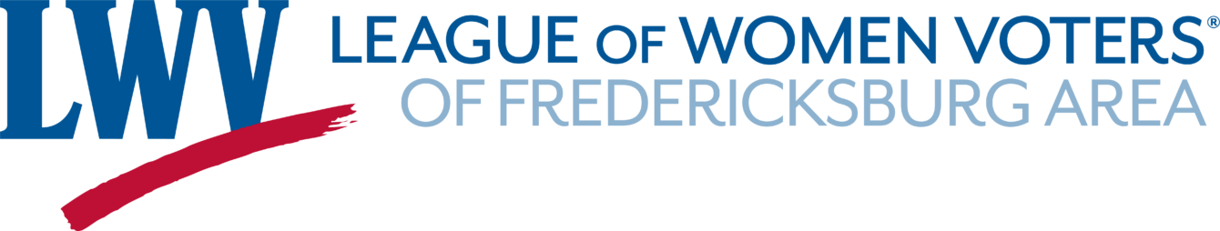 Fredericksburg Area League of Women Voters